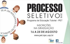 Processo Seletivo - Inscrições